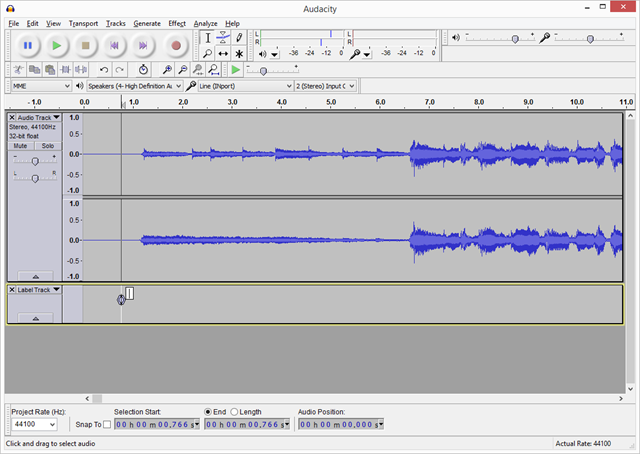 How to transfer a vinyl LP to MP3 using Audacity - Flowers